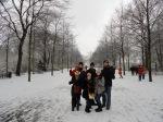 1 - Group in the Tiergarten