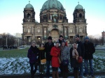 8 - Group Outside of the Berliner Dom