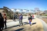 Arganzuela Footbridge 02