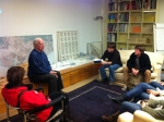 03_Clemson Students with David Mackay