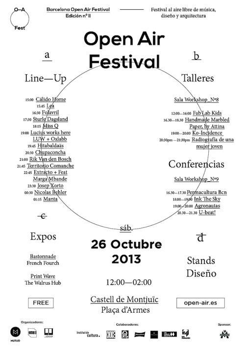 open air festival