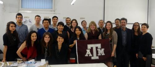 SPRING 2014_Texas A&M University