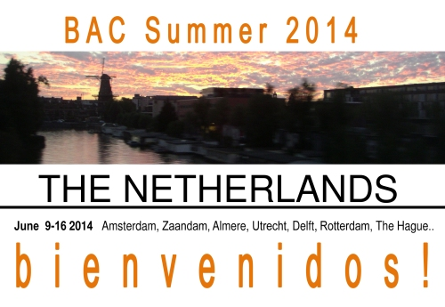 Microsoft PowerPoint - 2012-10-03 THE NETHERLANDS TRIP SUMMARY [