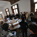 04_1_EMBT office and Enric Miralles foundation visit
