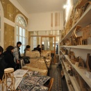04_3_EMBT office and Enric Miralles foundation visit