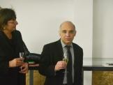 BAC celebration (Lluís Comerón, Dean of Architects' Association of Catalonia, COAC)