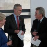 BAC celebration (Jeryl C. Jones, Robert H. Jones, Elton D. Abbott)