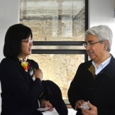 BAC celebration (Akiko Sagano, Pedro González)