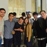 BAC celebration (ITESM, Tecnologico de Monterrey students, Clemson University, Texas A&M University and BAC Japan students)