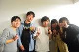 BAC celebration (BAC Japan students)