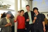 BAC celebration (Clemson University and BAC Japan students)