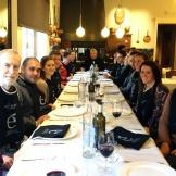 day 2_calcotada lunch at Cal Trave Restaurant, Solivella, Tarragona