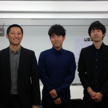 BAC celebration (Yoshihide Kobanawa, BAC Japan students)